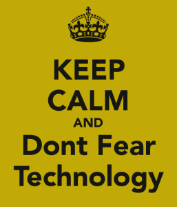 I know, yet another bastardization of the Keep Calm quote...